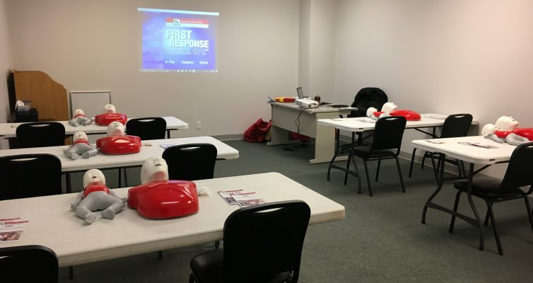 First Aid, Cpr, AED, training