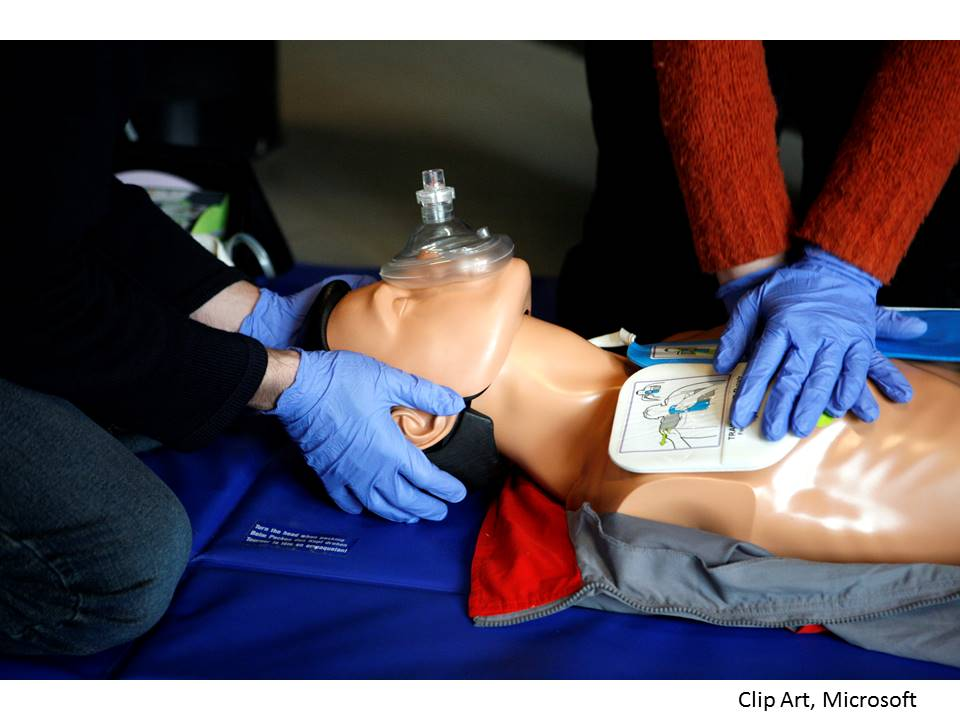 CPR with breaths